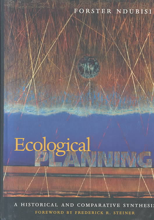 Ecological Planning By Ndubisi, Forster
